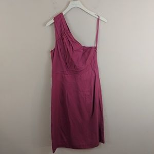 Banana Republic • One Shoulder Dress [Dresses]